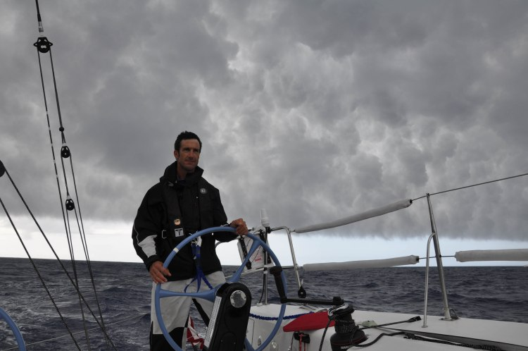 Entering a Squall